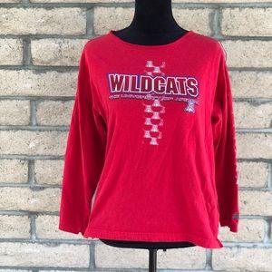 Women's Arizona Wildcat long sleeve shirt